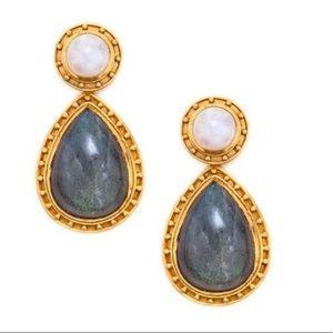 Julie Vos Baroque Statement Earrings